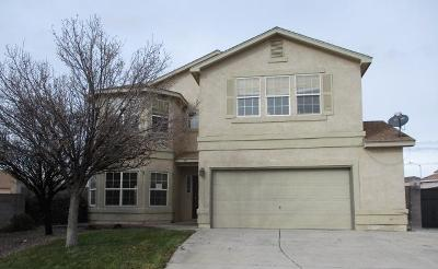 Rio Rancho Single Family Home For Sale: 701 Ocate Meadows Drive