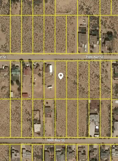 Rio Rancho Residential Lots & Land For Sale: 1594 15th Avenue SE
