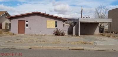 Single Family Home For Sale: 548 Washington Avenue