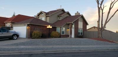 Albuquerque Single Family Home For Sale: 5200 Gable Street NW