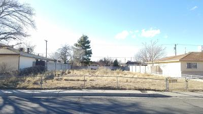 Albuquerque Residential Lots & Land For Sale: 713 Dolores Drive NW