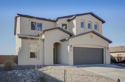 Rio Rancho Single Family Home For Sale: 6921 Mountain Hawk Loop NE
