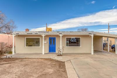 Albuquerque Single Family Home For Sale: 321 Wisconsin Street NE