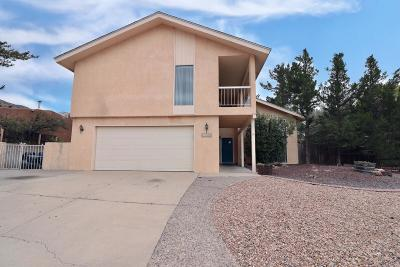 Single Family Home For Sale: 13100 Bear Dancer Trail NE