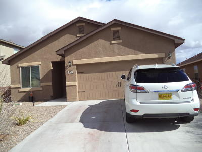 Rio Rancho Single Family Home For Sale: 133 El Camino Loop Loop NW
