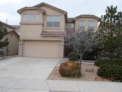 Albuquerque, Rio Rancho Single Family Home For Sale: 1532 Peppoli Loop SE