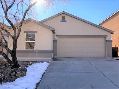 Rio Rancho Single Family Home For Sale: 6516 Hurley Court NE