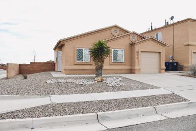 Albuquerque Single Family Home For Sale: 9400 Chase Ranch Place SW