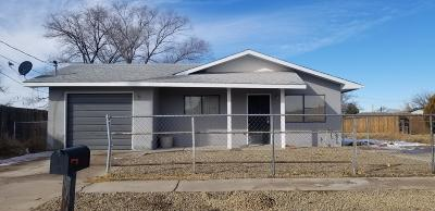 Valencia County Single Family Home For Sale: 613 6th Street
