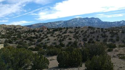 Placitas Residential Lots & Land For Sale: Arroyo Venada