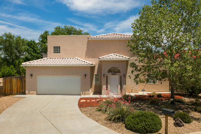 Single Family Home For Sale: 602 Acoma Street