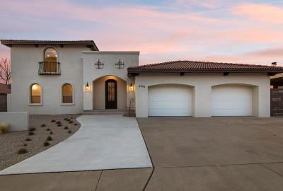 Albuquerque Single Family Home For Sale: 3901 Calle Pino NE