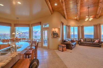 Rio Rancho Single Family Home For Sale: 6301 Pasilla Road NE