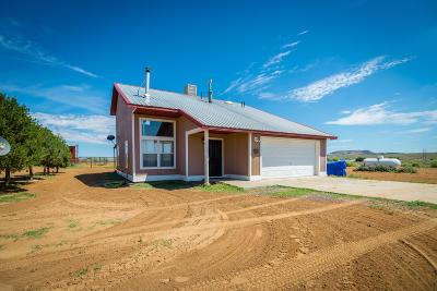 Valencia County Single Family Home For Sale: 30 Corona Road