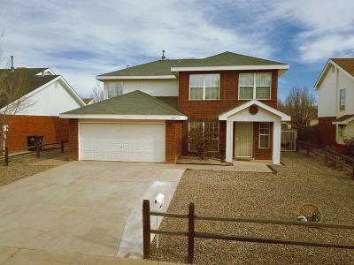 Los Lunas Single Family Home For Sale: 22 Buckbrush Place