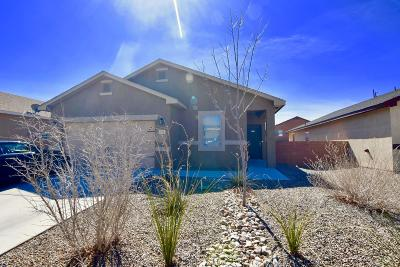 Albuquerque, Rio Rancho Single Family Home For Sale: 88 El Camino Loop NW