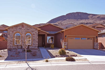 Los Lunas Single Family Home For Sale: 4221 Palo Verde Court