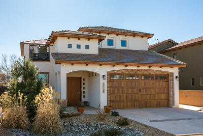 Los Ranchos Single Family Home For Sale: 218 Nico Trail NW