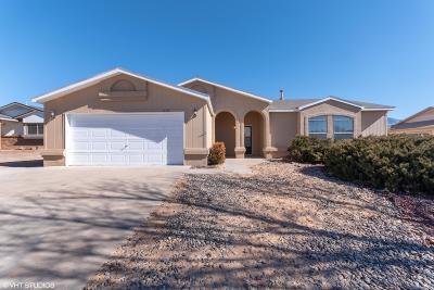 Rio Rancho Single Family Home For Sale: 1628 Blackhawk River Drive NE