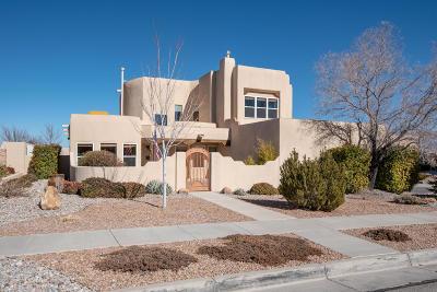 Albuquerque Single Family Home For Sale: 4601 Cactus Avenue NW