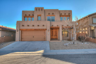 Bernalillo Single Family Home For Sale: 1004 Cristanos Drive