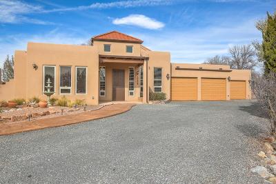 Albuquerque Single Family Home For Sale: 512 Cilantro Lane NW