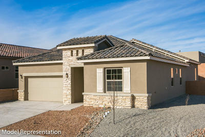Rio Rancho Single Family Home For Sale: 4093 Mountain Trail Loop NE