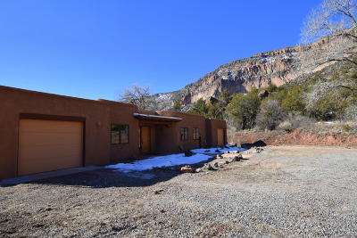 Sandoval County Single Family Home For Sale: 16292 Highway 4
