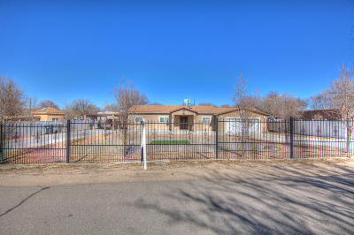 Single Family Home For Sale: 2709 Cottonwood Lane SW