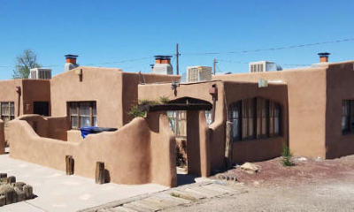 Albuquerque Multi Family Home For Sale: 834 Griegos Road