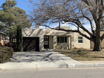 Single Family Home For Sale: 206 Quincy Street NE