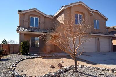 Albuquerque Single Family Home For Sale: 9600 Sundoro Place NW
