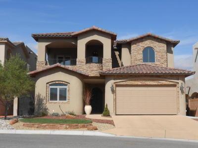 Placitas, Bernalillo Single Family Home For Sale: 1014 C De Baca Lane