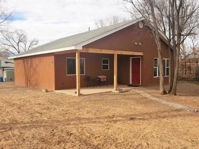 Corrales Single Family Home For Sale: 357 Guadalupe Lane