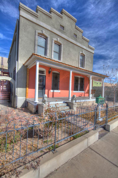 Albuquerque Single Family Home For Sale: 415 Coal Avenue SW