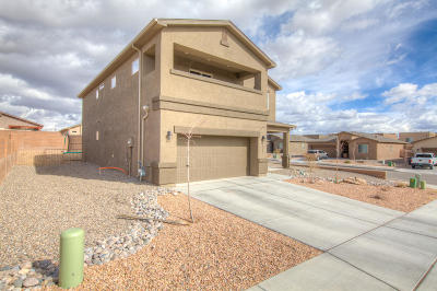 Single Family Home For Sale: 10627 Pictograph Road SW