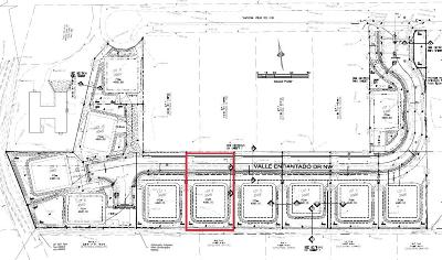 Albuquerque Residential Lots & Land For Sale: 244 Valle Encantado Drive NW