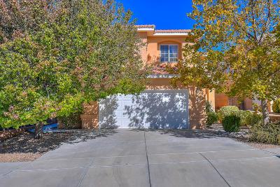Single Family Home For Sale: 7323 Wild Olive Avenue NE