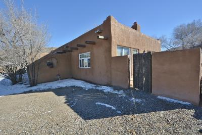 Placitas Single Family Home For Sale: 4 State Highway 165