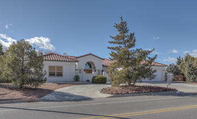 Rio Rancho Single Family Home For Sale: 320 Nicklaus Drive SE