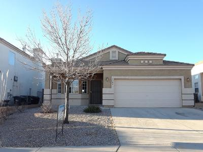 Rio Rancho Single Family Home For Sale: 7104 Husky Drive NE