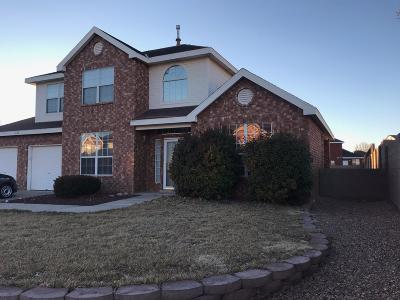 Los Lunas Single Family Home For Sale: 1656 Bosque Vista Loop