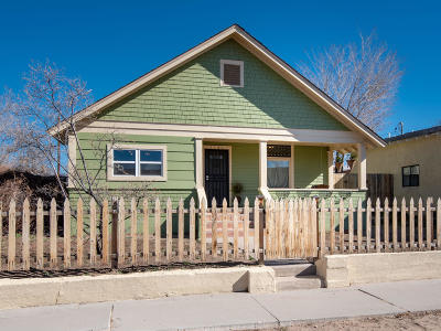 Albuquerque Single Family Home For Sale: 1120 Edith Boulevard SE