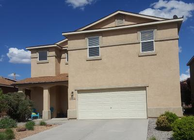 Rio Rancho Single Family Home For Sale: 1610 Agua Dulce Drive SE