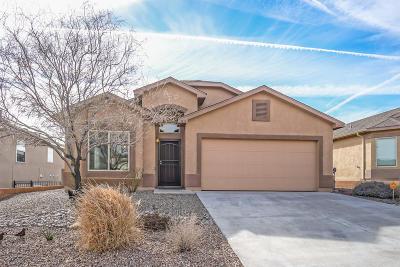 Rio Rancho Single Family Home For Sale: 2028 Ensenada Circle SE