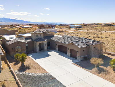 Rio Rancho Single Family Home For Sale: 3408 Kafka Road NE
