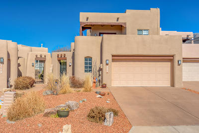 Attached For Sale: 12609 Desert Sky Avenue NE