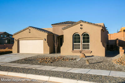 Rio Rancho Single Family Home For Sale: 3613 Soldotna Drive