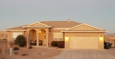 Rio Rancho Single Family Home For Sale: 72 Biscayne Way SE