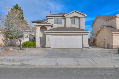 Bernalillo County Single Family Home For Sale: 10004 Ashland Street NW